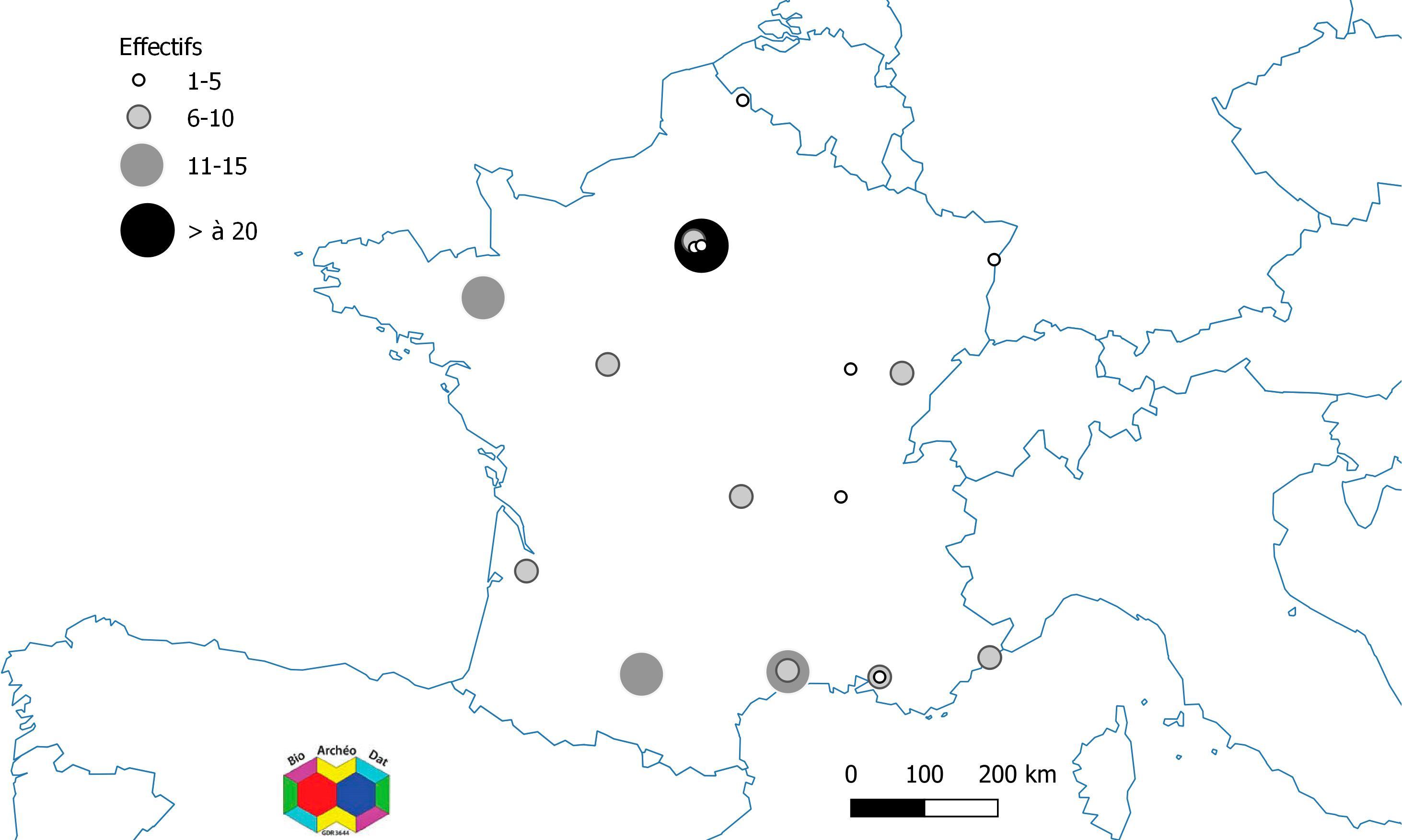 Carte Halieutique Alsace.Liste Des Membres Par Laboratoire Bioarcheodat